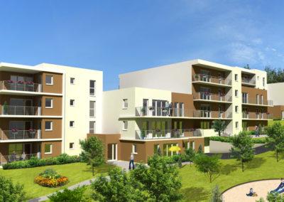 Résidence Parc Gabriel – Brest