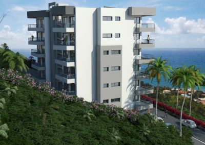Construction Residence St Marteen
